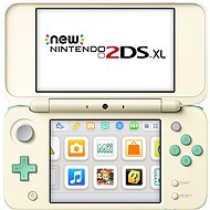 Nintendo NEU 2DS XL Animal Crossing Edition - Spielkonsole