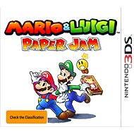 Mario & Luigi: Paper Jam Bros. - Nintendo 3DS - Konsolenspiel