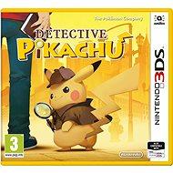 Konsolenspiel Detektiv Pikachu - Nintendo 3DS - Konsolenspiel