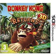 Donkey Kong Country Return Select - Nintendo 3DS - Konsolenspiel