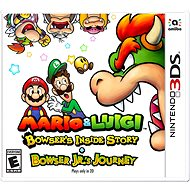 Mario & Luigi: Bowser's Inside Story + Bowser Jrs Journey - Nintendo 3DS - Konsolenspiel
