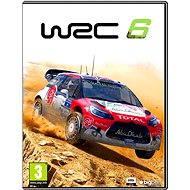 WRC 6 (PC) DIGITAL + DLC - PC-Spiel