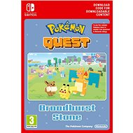 Pokémon Quest Broadburst Stone DLC - Nintendo Switch Digital - Gaming Zubehör