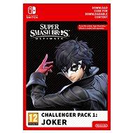 Super Smash Bros Ultimate - Joker Challenger Pack - Nintendo Switch Digital - Gaming Zubehör
