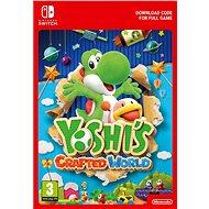 Yoshi's Crafted World - Nintendo Switch Digital - Konsolenspiel