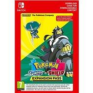 Pokémon Shield/Pokémon Sword Expansion Pass - Nintendo Switch Digital - Gaming Zubehör