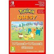 Pokémon Quest - Whack-Whack Stone - Nintendo Switch Digital - Gaming Zubehör