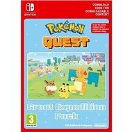 Pokémon Quest - Great Expedition Pack - Nintendo Switch Digital - Gaming Zubehör