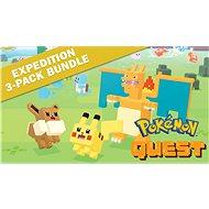 Pokémon Quest - Tripple Expedition Pack - Nintendo Switch Digital - Gaming Zubehör