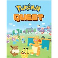 Pokémon Quest - Scattershot Stone - Nintendo Switch Digital - Gaming Zubehör