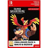 Super Smash Bros. Ultimate: Challenger Pack 3: Banjo & Kazooie (DLC) - Nintendo Switch Digital - Gaming Zubehör