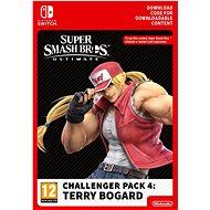 Super Smash Bros. Ultimate: Terry Bogard Challenger Pack 4 - Nintendo Switch Digital - Gaming Zubehör