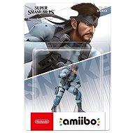 Amiibo Smash Snake 75 - Spielfigur