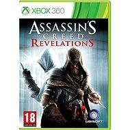 Assassins Creed: Revelations - Xbox 360 - Konsolenspiel