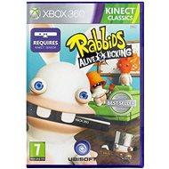 Raving Rabbids Alive & Kicking (Kinect erforderlich) -  Xbox 360 - Konsolenspiel