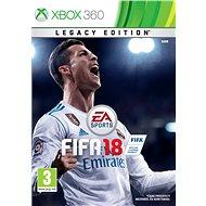 FIFA 18 Legacy Edition - Xbox 360 - Konsolenspiel