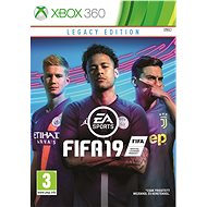 Fifa 19 - Xbox 360 - Konsolenspiel