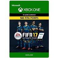 FIFA 17 Ultimate Team FIFA Points 500 DIGITAL - Hra pro konzoli
