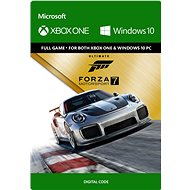 Forza Motorsport 7 Ultimate Edition - Xbox One/Win 10 Digital - PC und XBOX Spiel