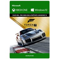 Forza Motorsport 7: Ultimate Edition  - (Play Anywhere) DIGITAL - Konsolenspiel