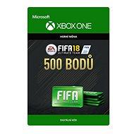 FIFA 18: Ultimate Team FIFA Points 500 - Xbox One Digital - Gaming Zubehör