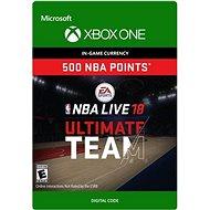 NBA LIVE 18: NBA UT 500 Points Pack - Xbox One Digital - Gaming Zubehör