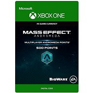 Mass Effect: Andromeda: Andromeda Points Pack 1 (500 PTS) - Xbox One Digital - Gaming Zubehör