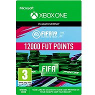 FIFA 19: ULTIMATE TEAM FIFA POINTS 12000  - Xbox One DIGITAL - Gaming Zubehör