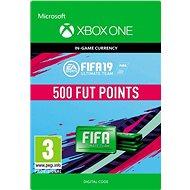 FIFA 19: ULTIMATE TEAM FIFA POINTS 500 - Xbox One DIGITAL - Gaming Zubehör