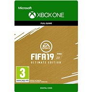FIFA 19: ULTIMATE EDITION - Xbox One DIGITAL - Konsolenspiel