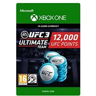 UFC 3: 12000 UFC Points - Xbox One Digital - Herní doplněk
