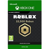 22,500 Robux for Xbox - Xbox One Digital - Gaming Zubehör