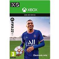 FIFA 22: Standard Edition - Xbox Series X|S Digital - Konsolenspiel