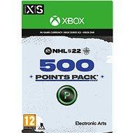 NHL 22: Ultimate Team 500 Points - Xbox Digital - Gaming Zubehör