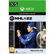 NHL 22: X-Factor Edition - Xbox Digital - Konsolenspiel