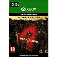 Back 4 Blood: Ultimate Edition - Xbox Digital - Konsolenspiel