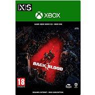 Back 4 Blood: Standard Edition - Xbox Digital - Konsolenspiel