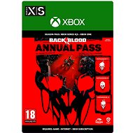 Back 4 Blood: Annual Pass - Xbox Digital - Gaming Zubehör