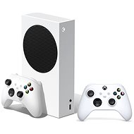 Xbox Series S + 2 x Xbox Wireless Controller - Spielkonsole