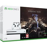 Xbox One S 1TB Middle-Earth: Shadow of War - Spielkonsole