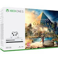 Xbox One S 500GB Assassins Creed: Origins - Spielkonsole