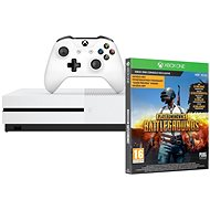 Xbox One S 1TB + Playerunknown's Battleground - Spielkonsole