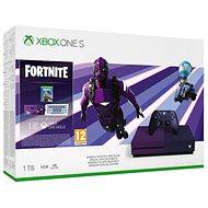Xbox One S 1 TB + Fortnite - Spielkonsole