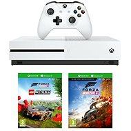 Xbox One S 1TB + Lego Forza Horizon 4 Bundle - Spielkonsole