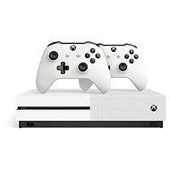 Xbox One S 1TB + extra Wireless Controller - Spielkonsole