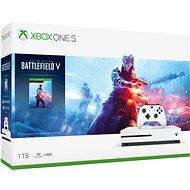 Xbox One S 1TB + Battlefield V - Spielkonsole