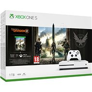 Xbox One S 1 TB- The Division 2 Bundle - Spielkonsole