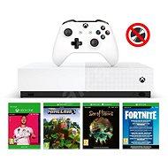 Xbox One S 1 TB All-Digital + FIFA 20 - Spielkonsole