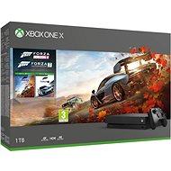 Xbox One X + Forza Horizon 4 + Forza Motorsport 7 - Spielkonsole