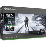 Xbox One X - Metro Trilogy Bundle - Spielkonsole